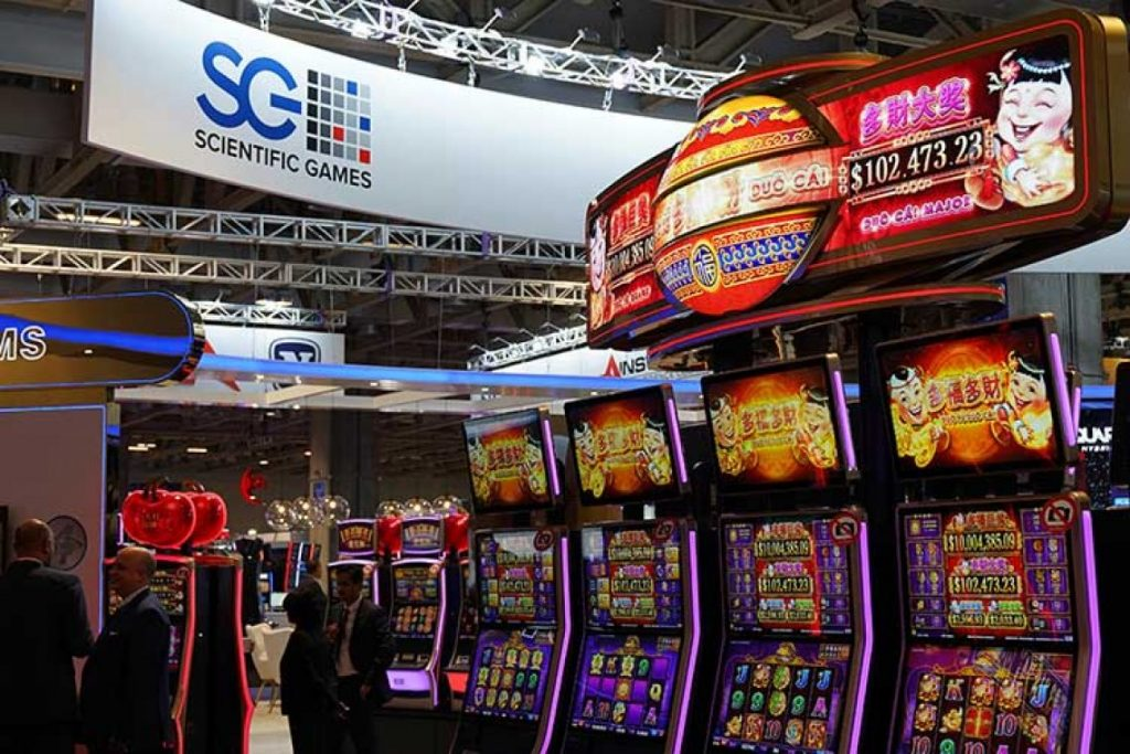 scientific games plans to divest lottery, sports betting businesses trifecta directory