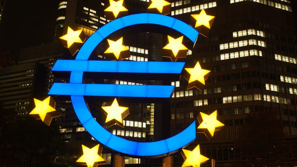 the ecb starts work on creating a digital version of the euro trifecta directory